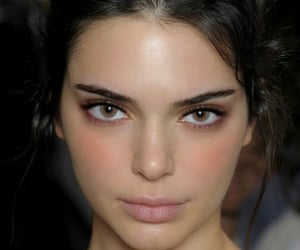 belleza, model, and photo image