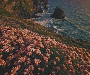 ocean, water, and spring image