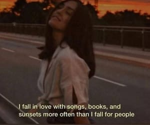 books, songs, and love image