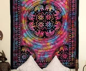 etsy, indian tapestry, and tapestry image