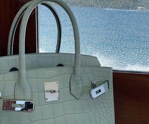 bag, Birkin, and green image