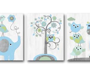 etsy, giraffe art, and kids room decor image