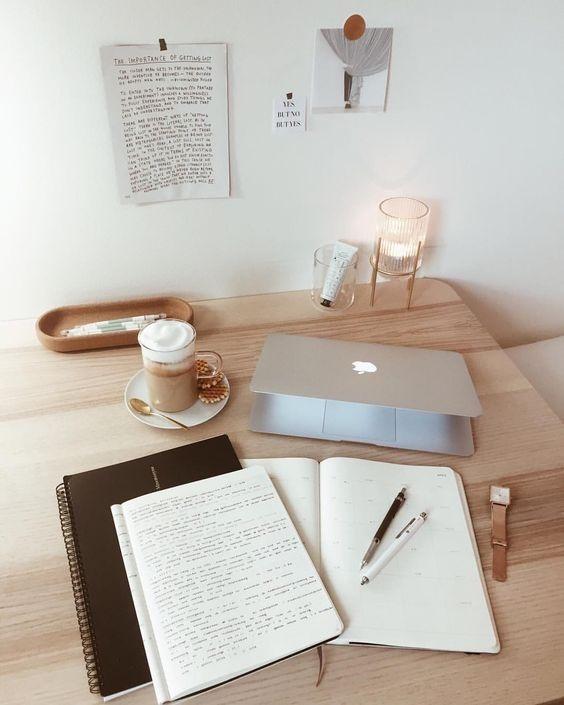 homework, work, and lifestyle image