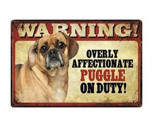dog gifts, dog lover gifts, and pug gift image