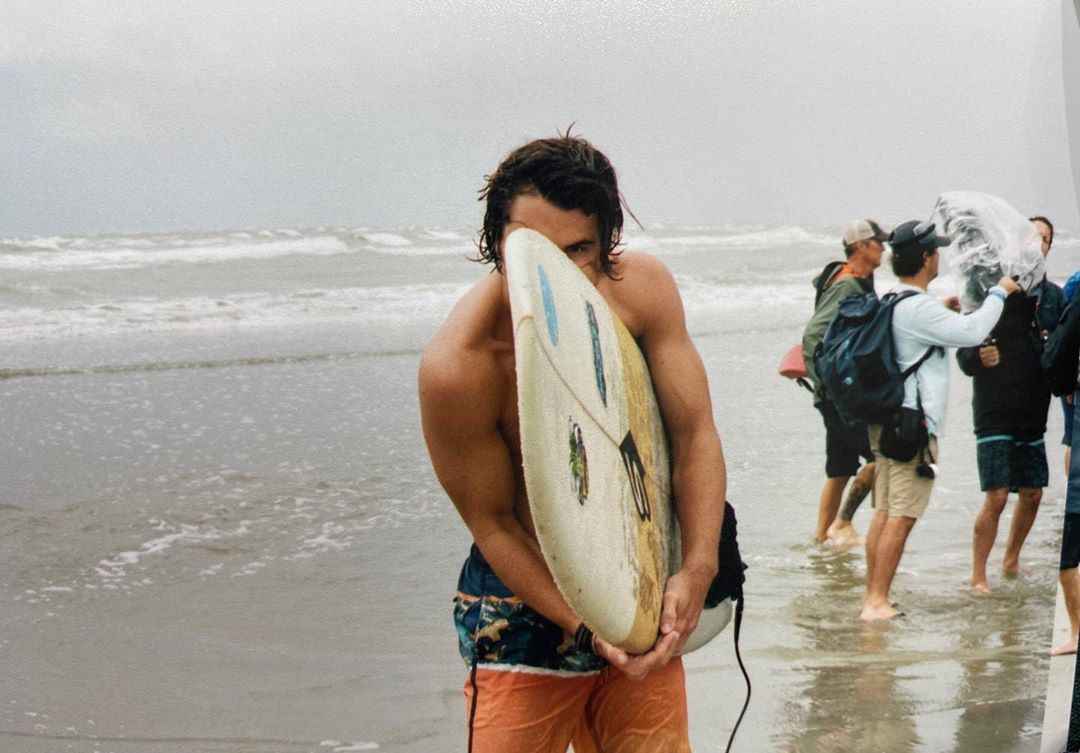 outer banks, surf, and obx image