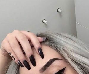 hair, make-up, and nails image