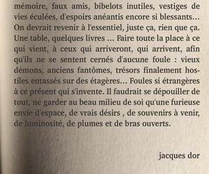 words, paroles, and jaques dor image