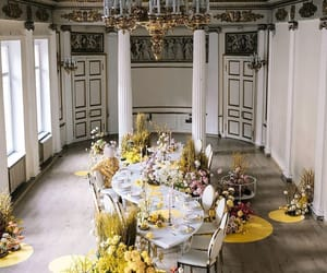 events, flowers, and luxe image