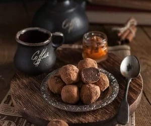 desserts, chocolate, and cocoa image