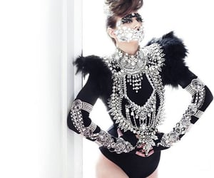 blackdress, royal, and style image