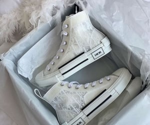 dior, fashion, and sneakers image