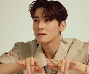 astro, eunwoo, and korean image
