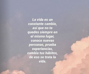 wallpapers, frases, and textos image