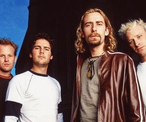 band, nickelback, and rock image