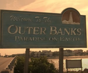 outer banks and obx image