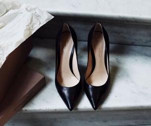 aesthetic, heart, and heels image