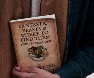 harry potter, hogwarts, and book image
