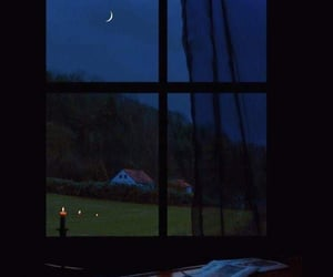 night, photography, and aesthetic image
