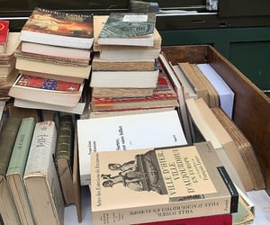 books, aesthetic, and bibliophile image