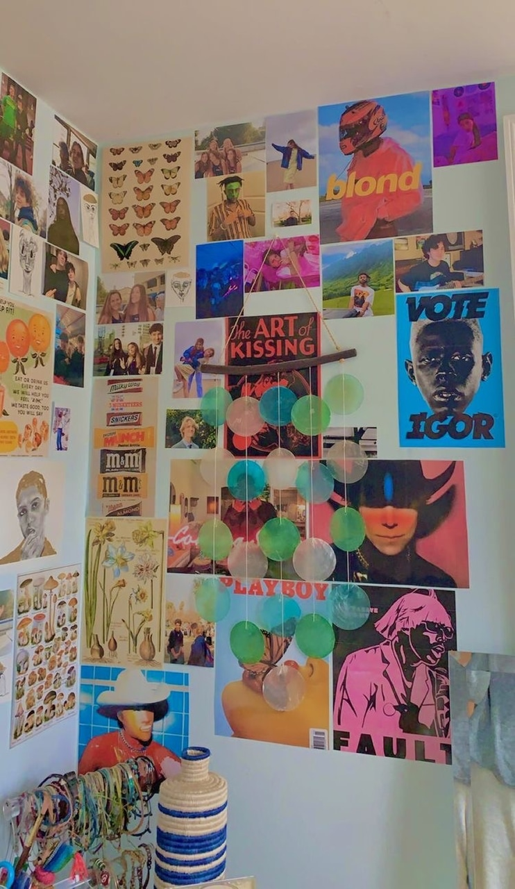 31 Images About Indie Room Inspo Ä On We Heart It See More About Room Aesthetic And Bedroom