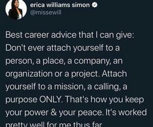 career, career advice, and quote image