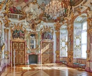 castle, decor, and design image
