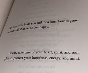 affirmation, books, and growth image