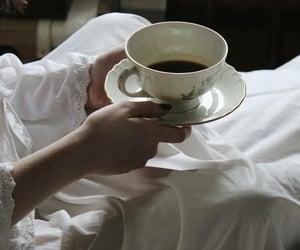 coffee, aesthetic, and tea image