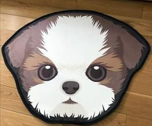 floor rug, dog gifts, and gift for dog lover image
