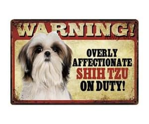 gifts for dog lovers, dog lover gifts, and shih tzu gift image