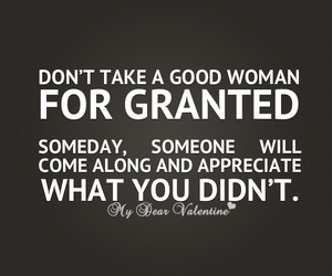 quotes, woman, and granted image