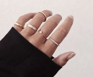 ring, accessories, and bracelet image