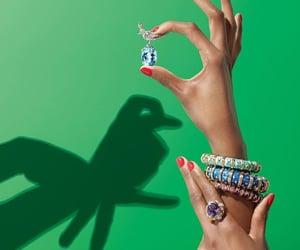 belleza, anillos, and pulseras image