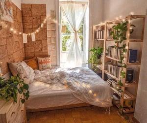 aesthetic, bedroom, and bohemian image