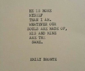 quotes, love, and emily bronte image