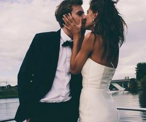 aesthetic, couples, and wedding image