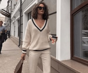 color, neutral, and outfit image