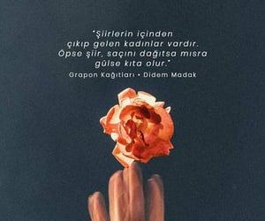 alıntı, türkçe sözler, and didem madak image