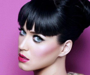 katy, red, and cute image