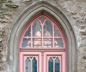door, exterior, and puertas image