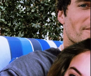 couple, barbara palvin, and love image