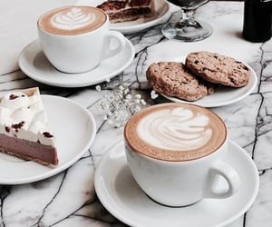 coffee, breakfast, and Cookies image