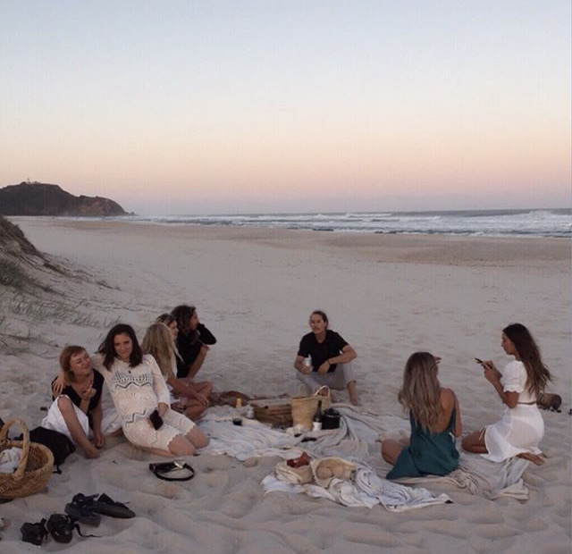 friendship, beach, and summer image