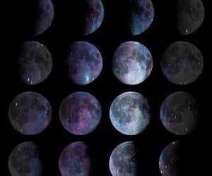 astrology, beautiful, and fullmoon image