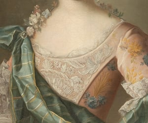 art, baroque, and delicate image