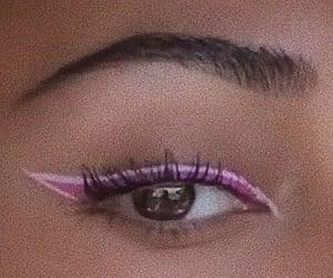 aesthetic, euphoria, and eye makeup image