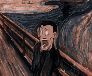 anime, art, and funny image