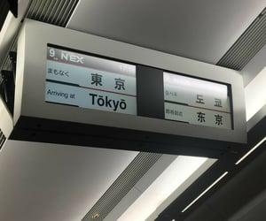tokyo, japan, and grey image