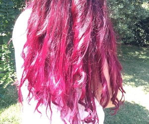 colour, hair style, and red hair image