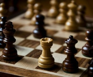 chess, brown, and game image